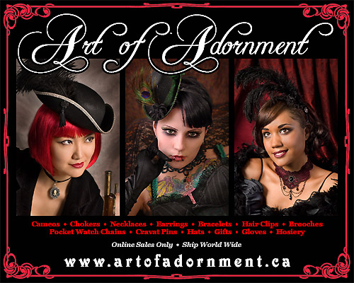 Art of Adornment Vintage-Inspired Jewellery & Accessories